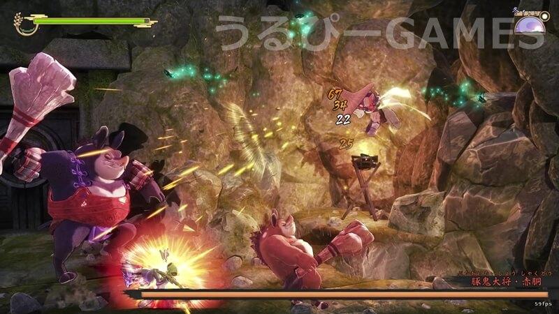 【天穂のサクナヒメ】豚鬼大将・赤銅の戦い方や攻略情報